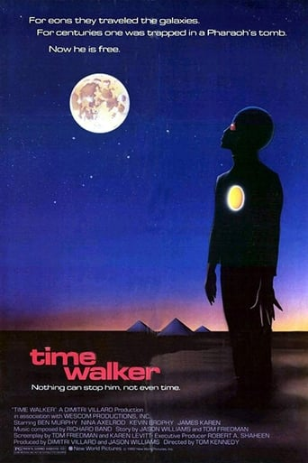 Poster of Time Walker