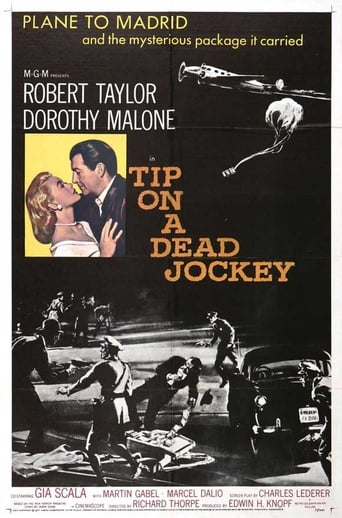 Poster of Tip on a Dead Jockey