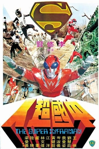 Poster of Super Inframan