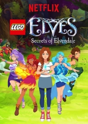 Poster of LEGO Elves: Secrets of Elvendale