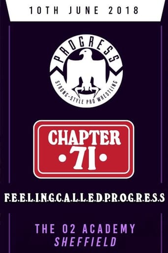 Watch PROGRESS Chapter 71: F.E.E.L.I.N.G.C.A.L.L.E.D.P.R.O.G.R.E.S.S. 2018 full online free