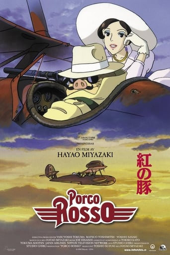 Poster of Porco Rosso