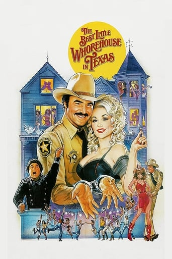 Poster of The Best Little Whorehouse in Texas