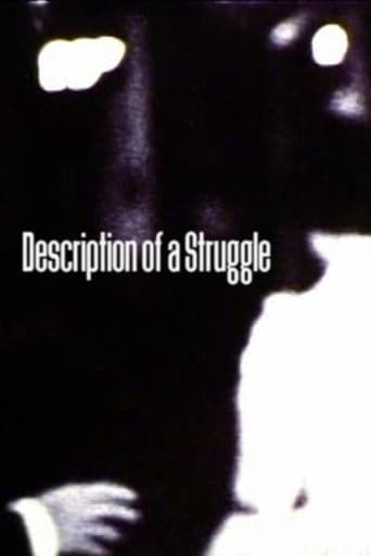Poster of Description of a Struggle