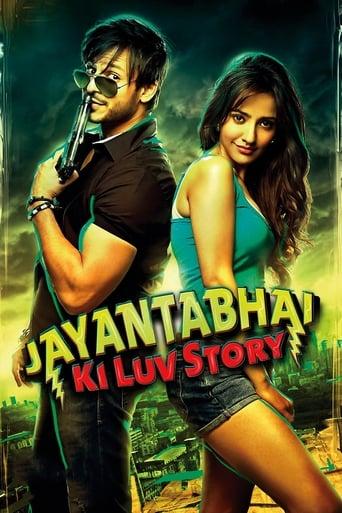 Poster of Jayantabhai Ki Luv Story
