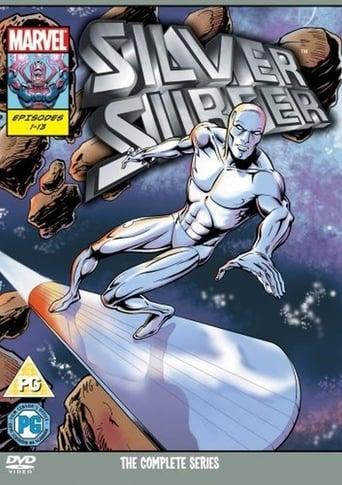 Silver Surfer 1ª Temporada - Poster