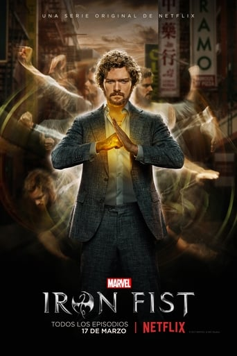 Poster of Marvel - Iron Fist