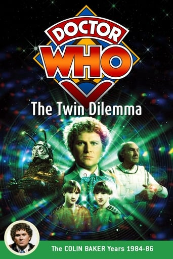 Doctor Who: The Twin Dilemma poster