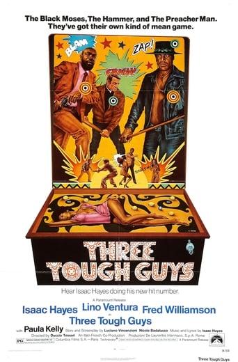 Poster of Three Tough Guys