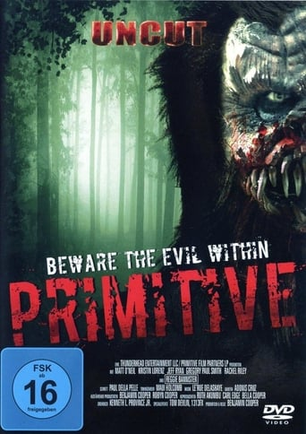 Poster of Primitive