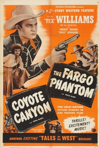Poster of Coyote Canyon