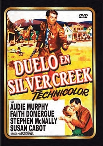 Poster of Duelo en Silver Creek