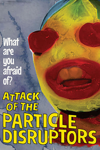 Poster of Attack of the Particle Disruptors