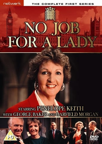 Poster of No Job for a Lady