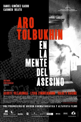 Aro Tolbukhin in the Mind of a Killer poster