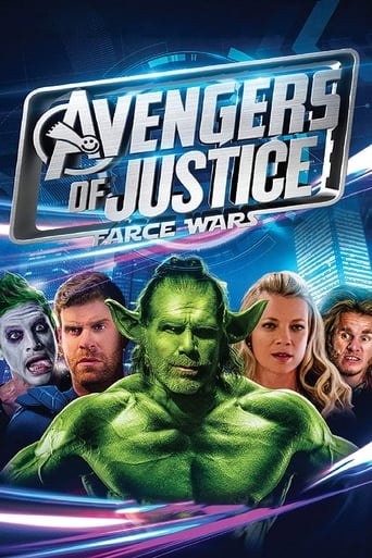 Poster of Avengers of Justice: Farce Wars