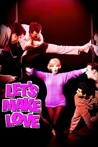 Poster of Let's Make Love