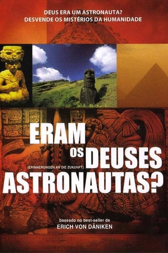 Eram os Deuses Astronautas? - Poster