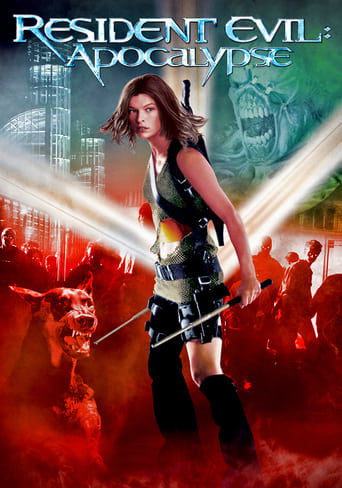 Poster of Resident Evil: Apocalypse