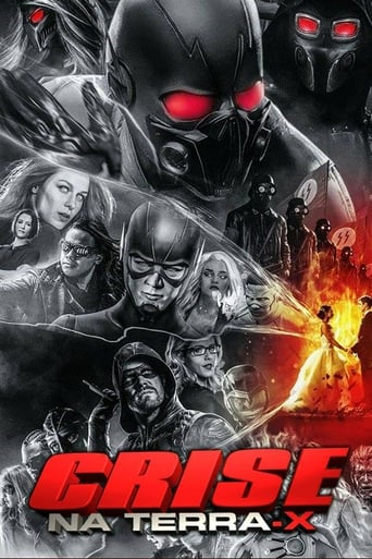 Poster of Crisis on Earth-X