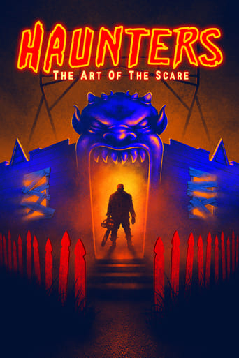 Poster of Haunters: The Art of the Scare