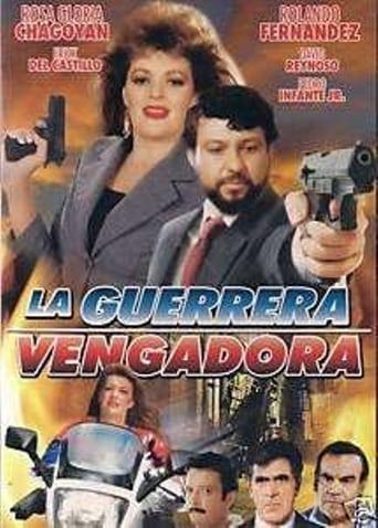 Poster of La guerrera vengadora