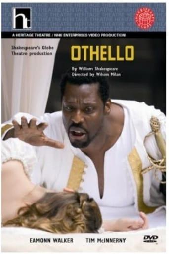 Poster of Othello: Shakespeare's Globe Theatre