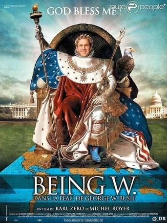 "George Walker Bush in ""Being W."""