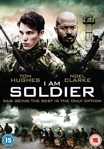 Poster of I Am Soldier
