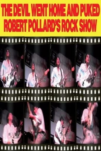 Watch Robert Pollard: The Devil Went Home and Puked Free Movie Online