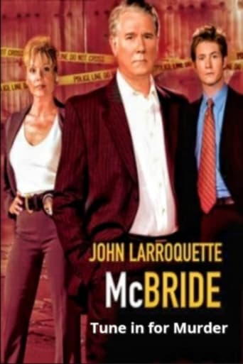 Poster of McBride: Tune in for Murder