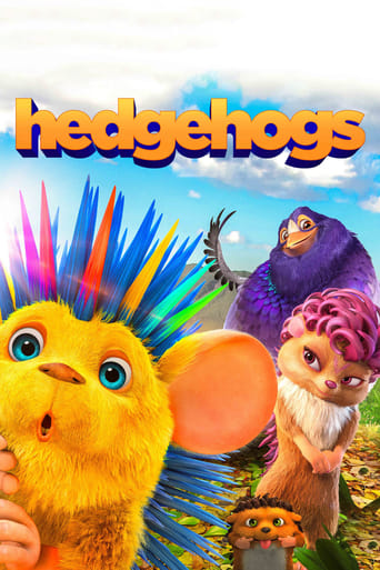 Poster of Bobby the Hedgehog