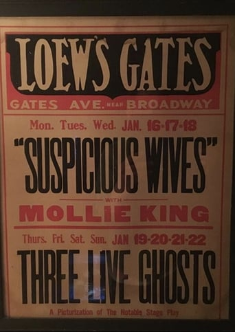 Poster of Suspicious Wives