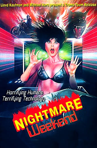 Poster of Nightmare Weekend
