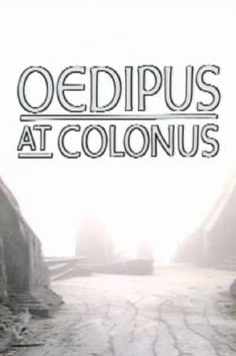 Poster of Theban Plays: Oedipus at Colonus