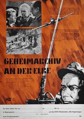 Poster of Secret Archives on Elbe