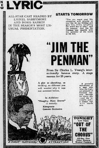Poster of Jim the Penman