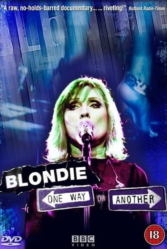 Poster of Blondie: One Way or Another