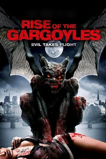 Poster of Rise of the Gargoyles