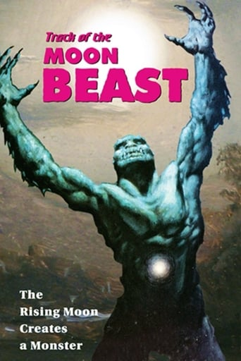 Track of the Moon Beast Movie Poster