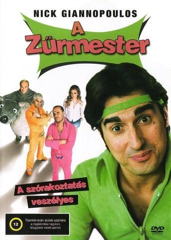Poster of A zűrmester