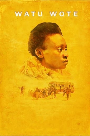 Poster of Watu Wote: All of Us