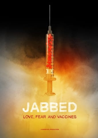 Poster of Jabbed - Love, Fear and Vaccines