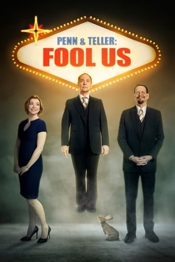 Poster of Penn & Teller: Fool Us
