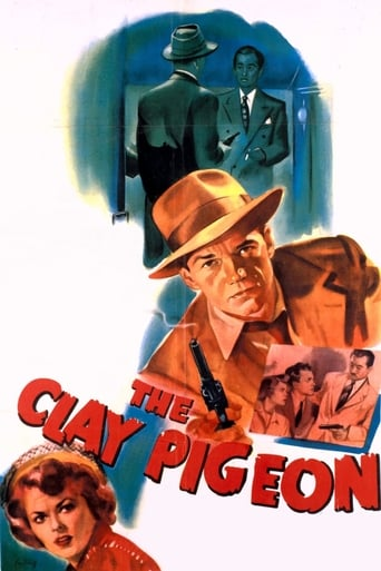 Poster of The Clay Pigeon