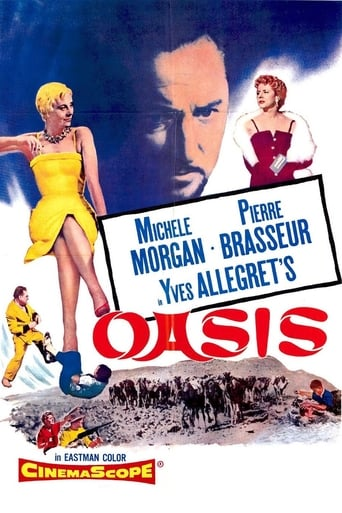 Poster of Oasis