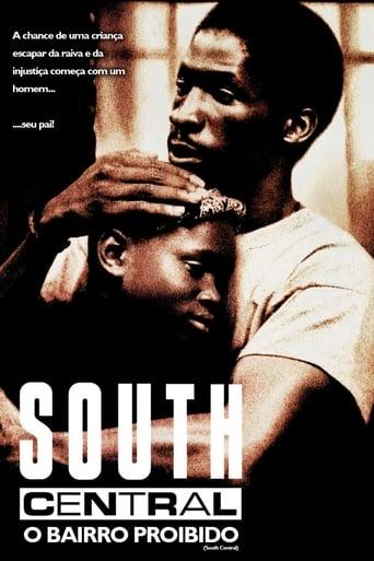 South Central: O Bairro Proibido - Poster