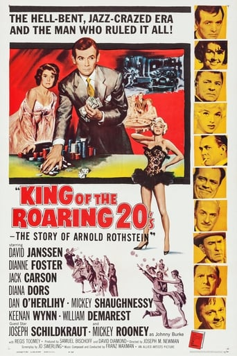 Poster of King of the Roaring 20's – The Story of Arnold Rothstein
