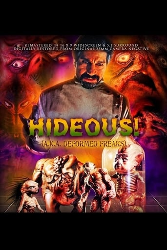 Poster of Hideous!