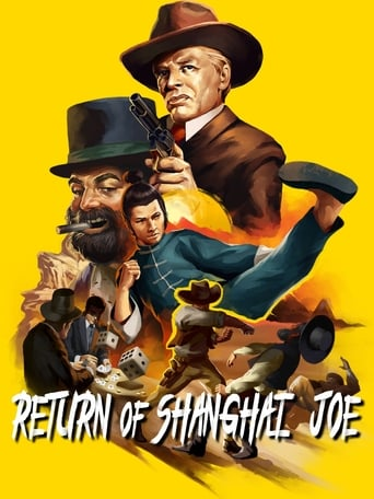 Poster of Return of Shanghai Joe